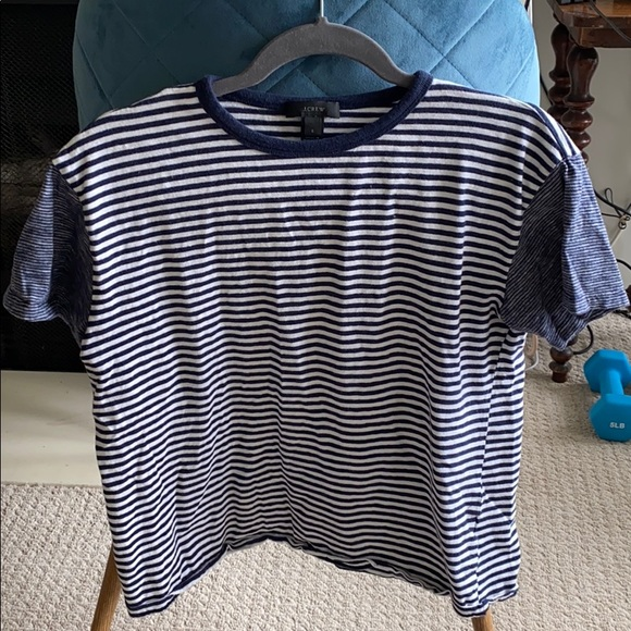 JCrew crew neck tshirt